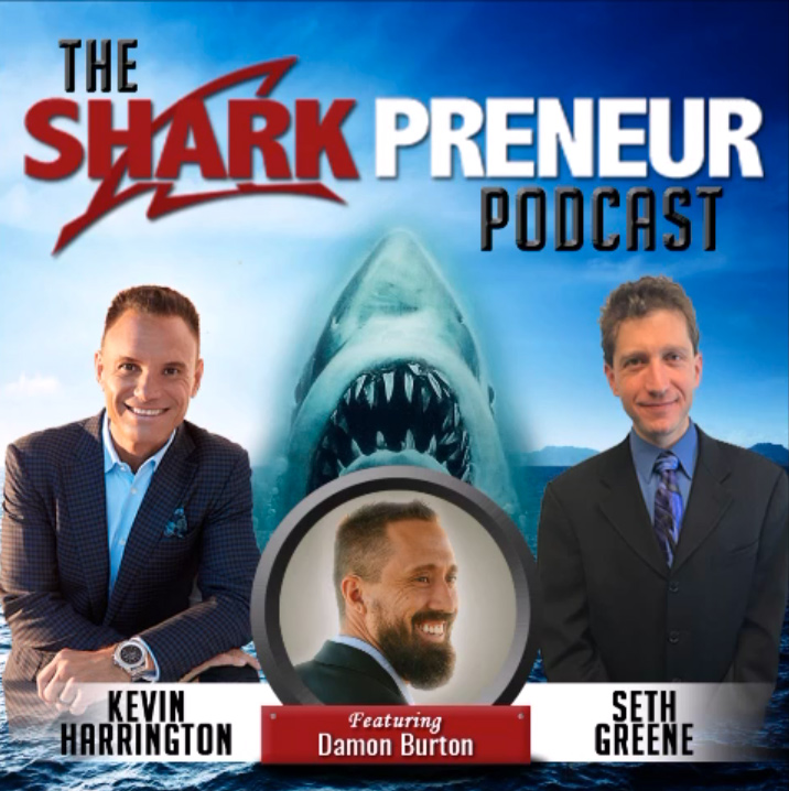 Sharkpreneur podcast