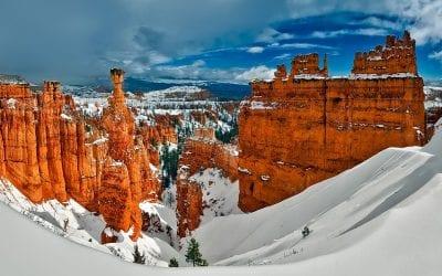 Utah's Parks Dazzle in Winter