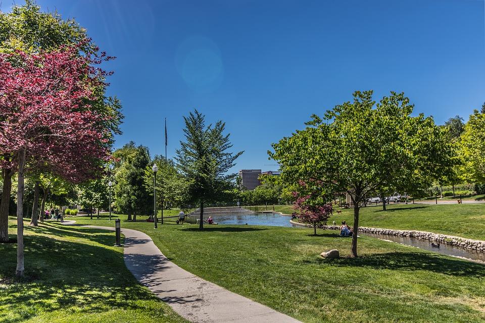 Utah in Spring